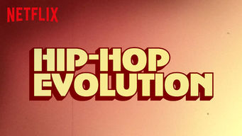 Hip-Hop Evolution (2018)