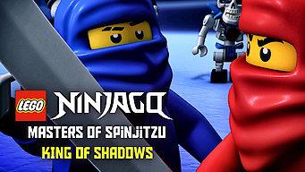 LEGO Ninjago : Les maîtres du Spinjitzu : La quête des quatre armes d'or (2011)
