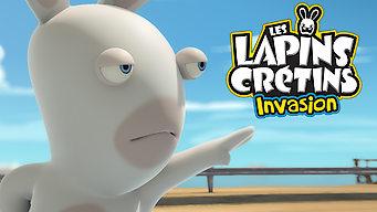 Les lapins crétins : Invasion (2016)