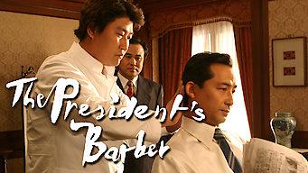 The President's Barber (2004)