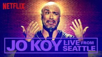 Jo Koy: Live from Seattle (2017)