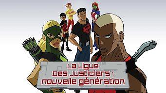 La Ligue des Justiciers : Nouvelle Génération (2012)