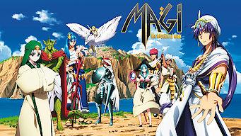 Magi: The Labyrinth of Magic (2012)