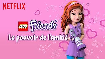 LEGO Friends - Le pouvoir de l'amitié (2016)