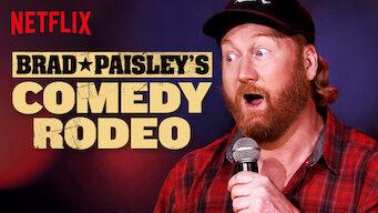 Brad Paisley's Comedy Rodeo (2017)