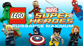 LEGO: Marvel Super Heroes: Puissance Maximum (2013)