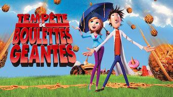 Tempête de boulettes géantes (2009)