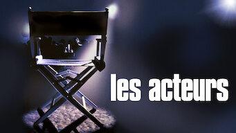 Les acteurs (2000)