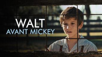 Walt avant Mickey (2015)