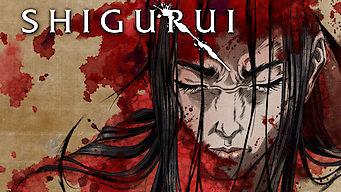 Shigurui: Death Frenzy (2007)