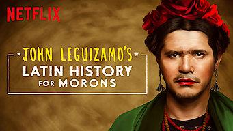 John Leguizamo's Latin History for Morons (2018)