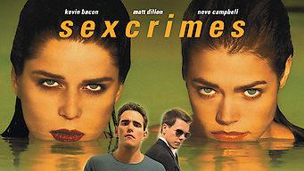Sex crimes (1998)