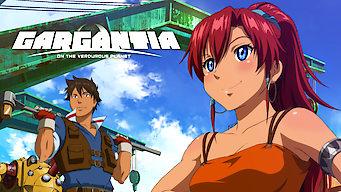 Gargantia on the Verdurous Planet (2013)