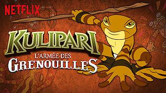 Kulipari : l'armée des grenouilles (2016)