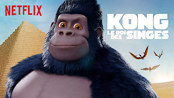 Kong : Le roi des singes (2018)