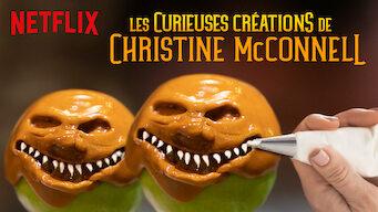 Les curieuses créations de Christine McConnell (2018)