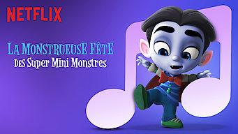 La monstrueuse fête des Super mini monstres (2018)