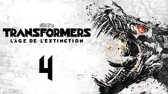 Transformers : L'Âge de l'extinction (2014)