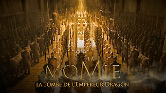 La Momie : La tombe de l'Empereur Dragon (2008)