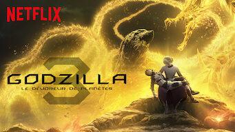 GODZILLA Le dévoreur de planètes (2018)
