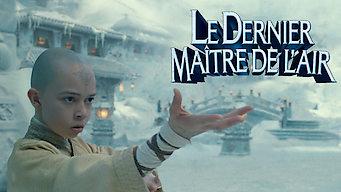 Le dernier maître de l'air (2010)