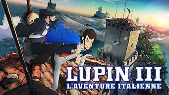 Lupin III : L'aventure italienne (2015)