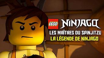 LEGO Ninjago : Les maîtres du Spinjitzu : La légende de Ninjago (2011)