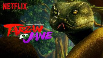 Tarzan et Jane (2018)