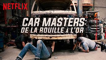 Car Masters : De la rouille à l'or (2018)