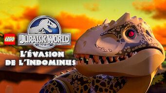 LEGO Jurassic World : L'évasion de l'Indominus (2016)