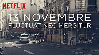 13 Novembre : Fluctuat Nec Mergitur (2018)