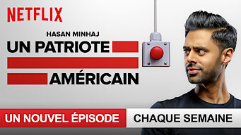 Hasan Minhaj : Un patriote américain (2019)