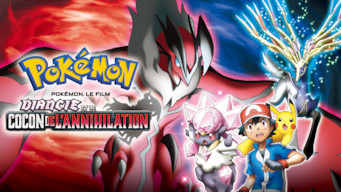 Pokémon, le film : Diancie et le Cocon de L'Annihilation (2014)