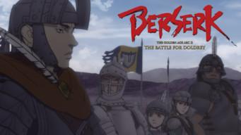 Berserk : L'Âge d'or - Partie 2 : La bataille pour Doldrey (2012)