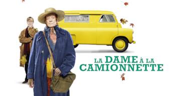 La Dame à la camionnette (2015)