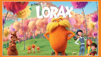 Dr. Seuss' Le Lorax (2012)