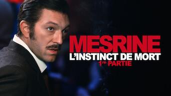 Mesrine : l'instinct de mort (2008)