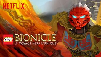 LEGO Bionicle - Le Voyage vers l'Unique (2016)