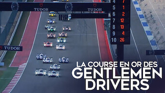La course en or des Gentlemen Drivers (2018)