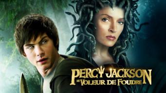 Percy Jackson : le voleur de foudre (2010)